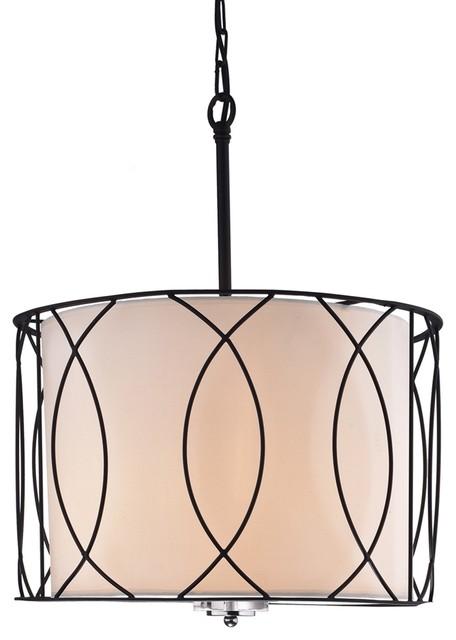Wellyer Cursa 3-Light Pendant.