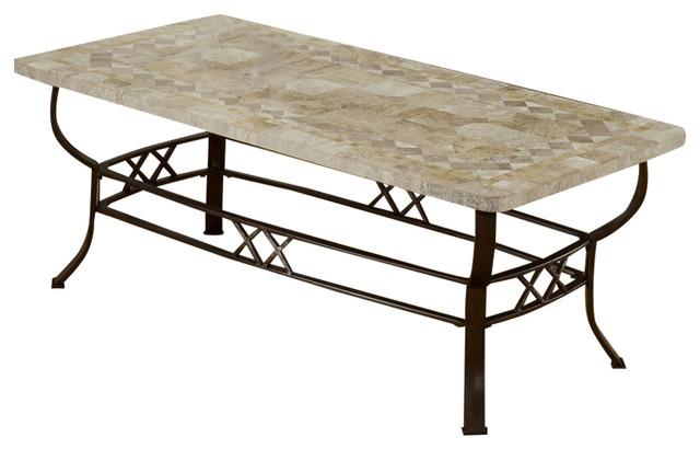 Brookside Fossil Coffee Table.