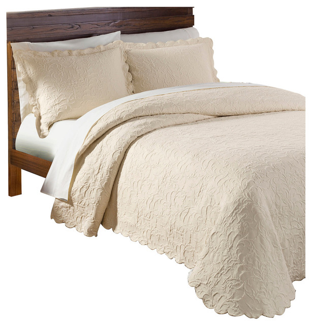 Lamont Home Majestic Coverlet Traditional Quilts And