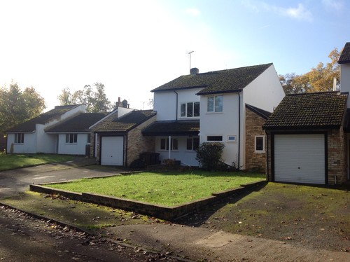 We Are One Of Four Linked Detached Houses And Want To Differentiate Our  House. The Images Show The Front, Street Scape And Rear Aspects. Your Help  And Ideas ...