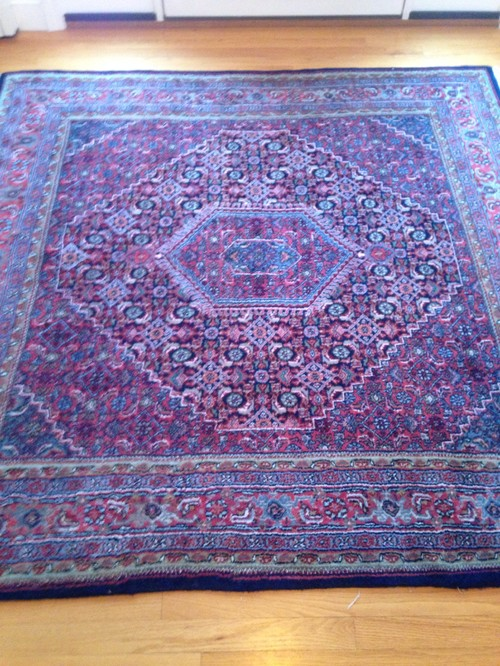 How To Find A Matching Or Similar Oriental Rug.