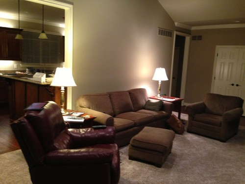 How to arrange furniture for a long narrow living room How to furnish small living rooms