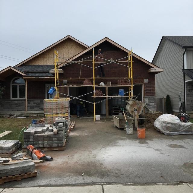 Fire Restoration New Build