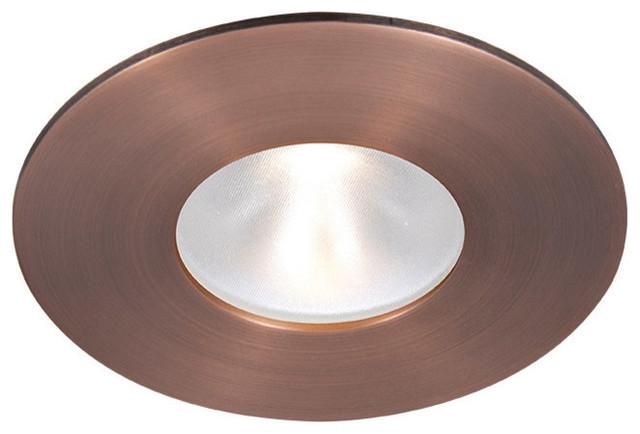 Led 2 Recessed Lighting Copper Bronze