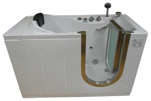 52 X 30 Niagara Walk In Ada Compliant Bathtub Contemporary Ba