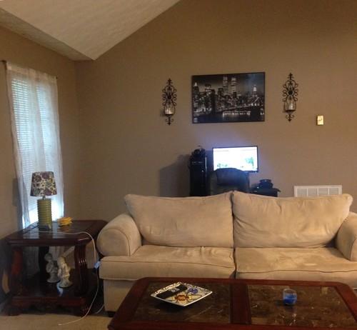 & Help me design my living room!