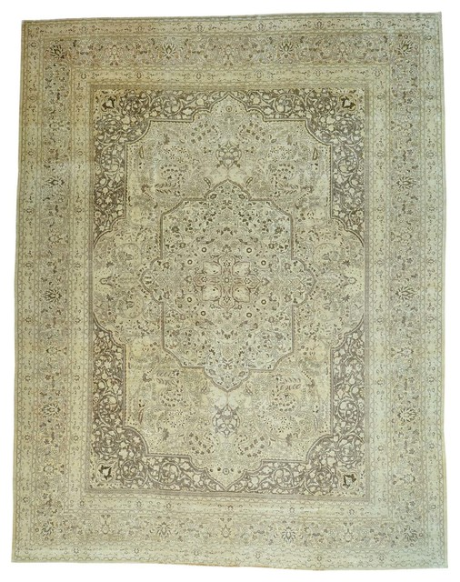 Mansion Sized Area Rugs Rug Knotted Heriz Size 100 Wool 15