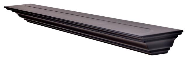 "Welland Industries LLC Corona Crown Molding Wall Shelf, 48"" - Display And Wall Shelves | Houzz"