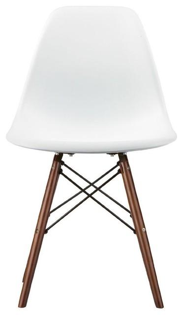 Magnificent White Eiffel Dining Room Chair Set Of 4 Creativecarmelina Interior Chair Design Creativecarmelinacom