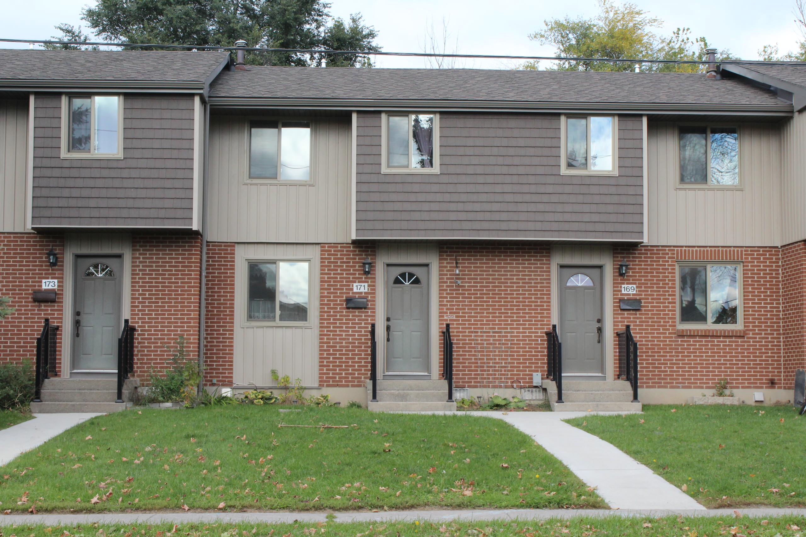 residential exteriors- after
