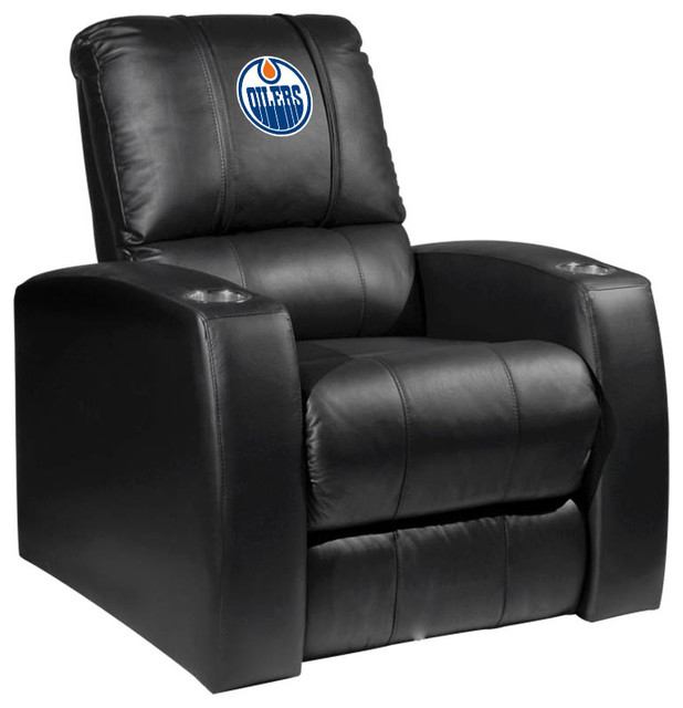 Edmonton Oilers NHL Relax Recliner contemporary-recliner-chairs  sc 1 st  Houzz & Edmonton Oilers NHL Relax Recliner - Contemporary - Recliner ... islam-shia.org