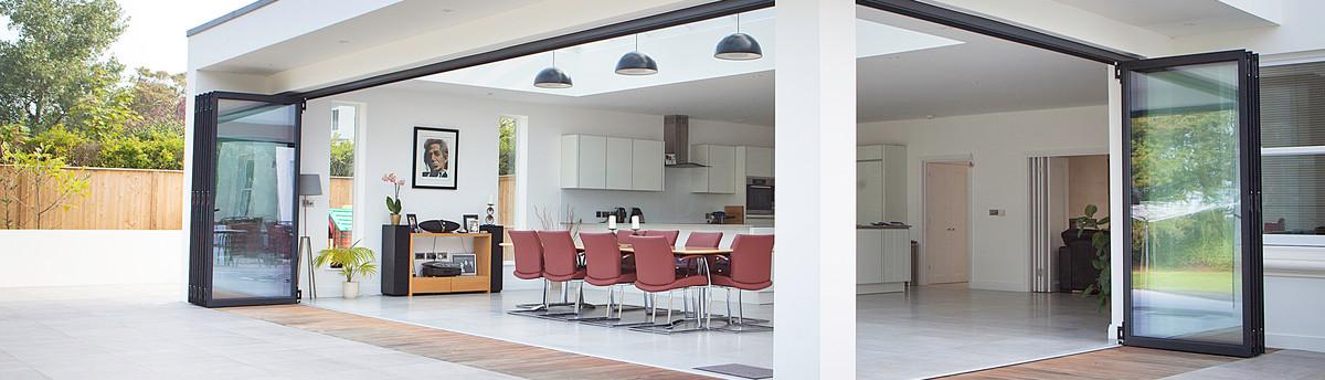 & Renovating u0026 Extending a Large Family Home