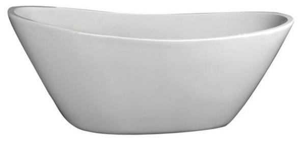 Clarissa 67 Acrylic Bathtub by Canyon Bath
