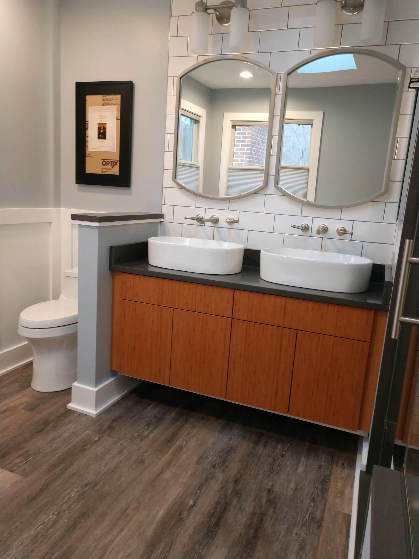 Welch Master Bathroom
