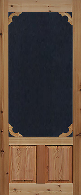 Screen Door 1.38\  Cedar Woodland ... & Screen Door 1.38\