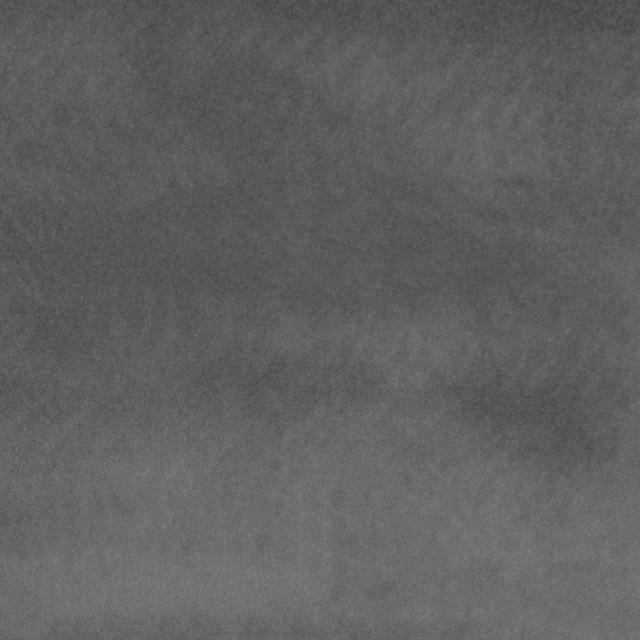 Grey Solid Plain Velvet Upholstery Velvet By The Yard