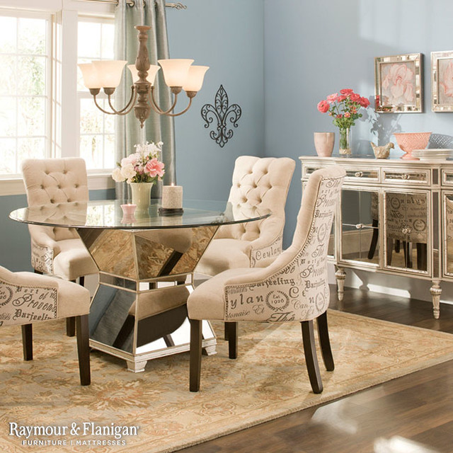 Mirage Dining Collection Dining Room