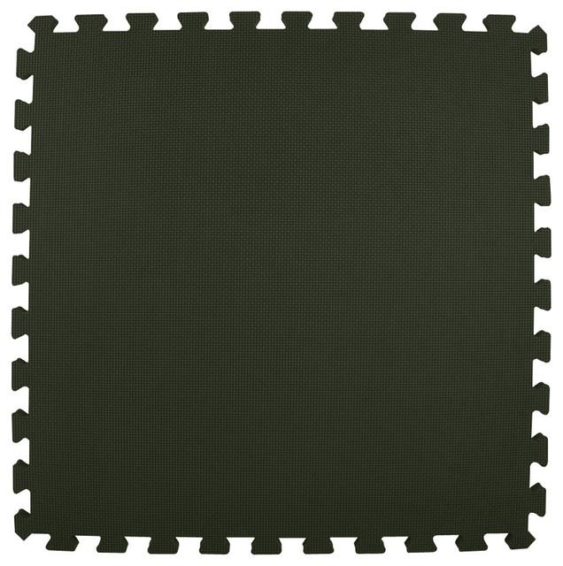 """24""""x24"""" Premium Interlocking Foam Floor Tiles, ..."""