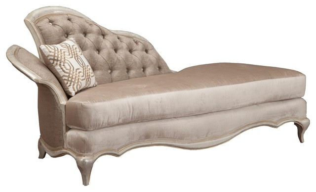 Perlita Collection Chaise.