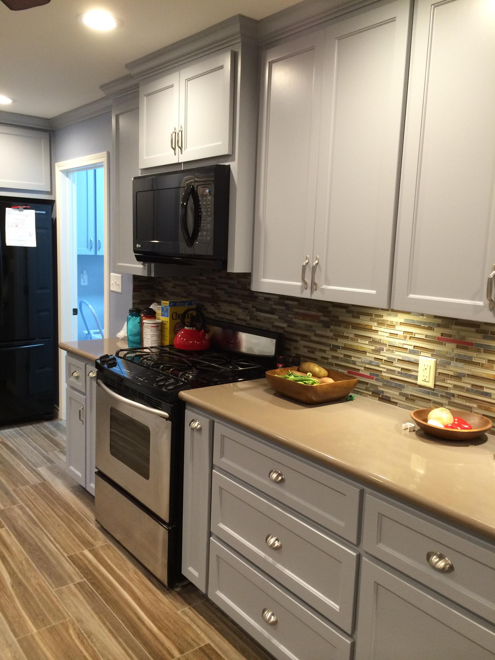 Sweeny - Kitchen / Bathroom Remodel - 2014