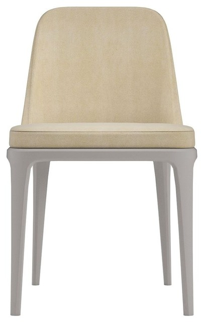 Senses Dining Chair, Pearl