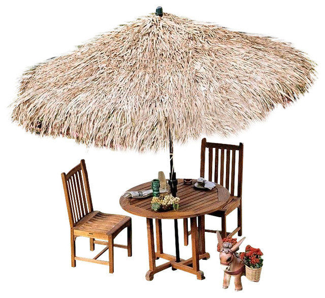 Incroyable Tropical Thatch Umbrella Cover