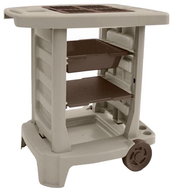 Incroyable Portable Gardening Cart