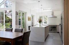 Kitchen Tour: A Minimal Design but Maximum Storage for Keen Cooks