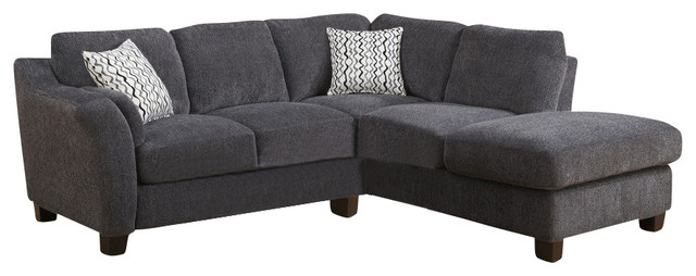 Superieur Clayton II Sectional 2 Piece LSF Love RSF Chaise