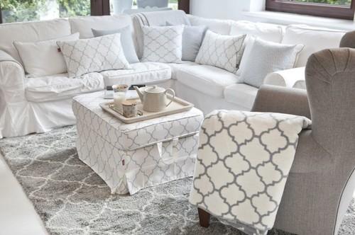 weißes sofa - schön aber unpraktisch?, Mobel ideea