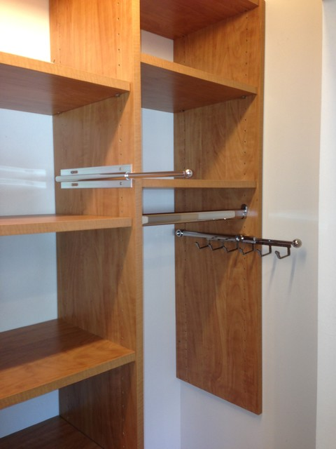 Genial Closet Accessories By Closets For Life   Pull Out Valet Rod And Pull Out  Belt RaTraditional Closet, Minneapolis
