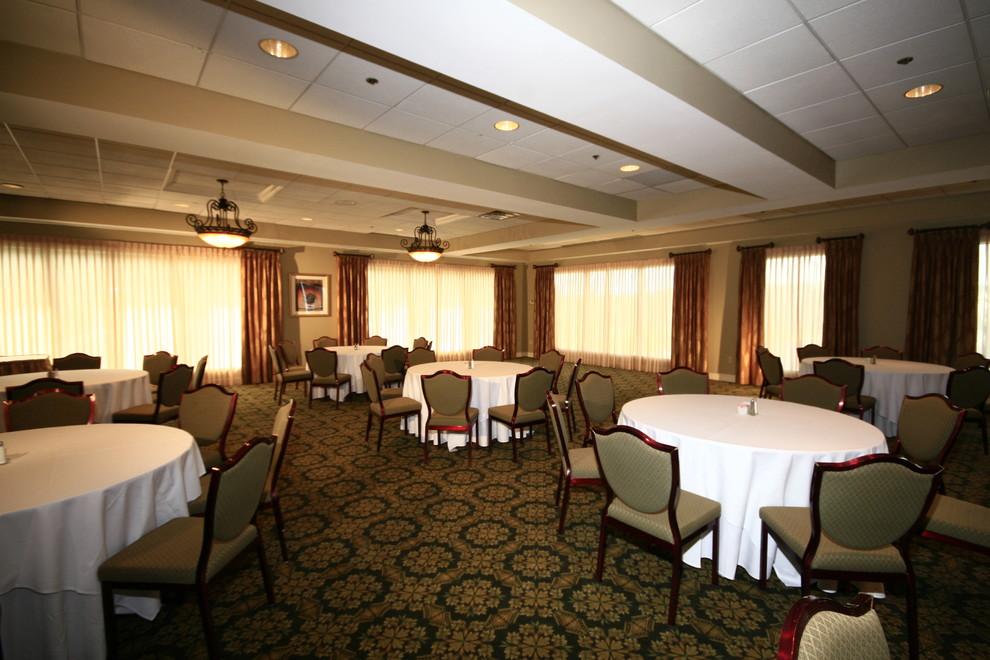 Commercial Project- Atlanta National Golf Club Banquet Room