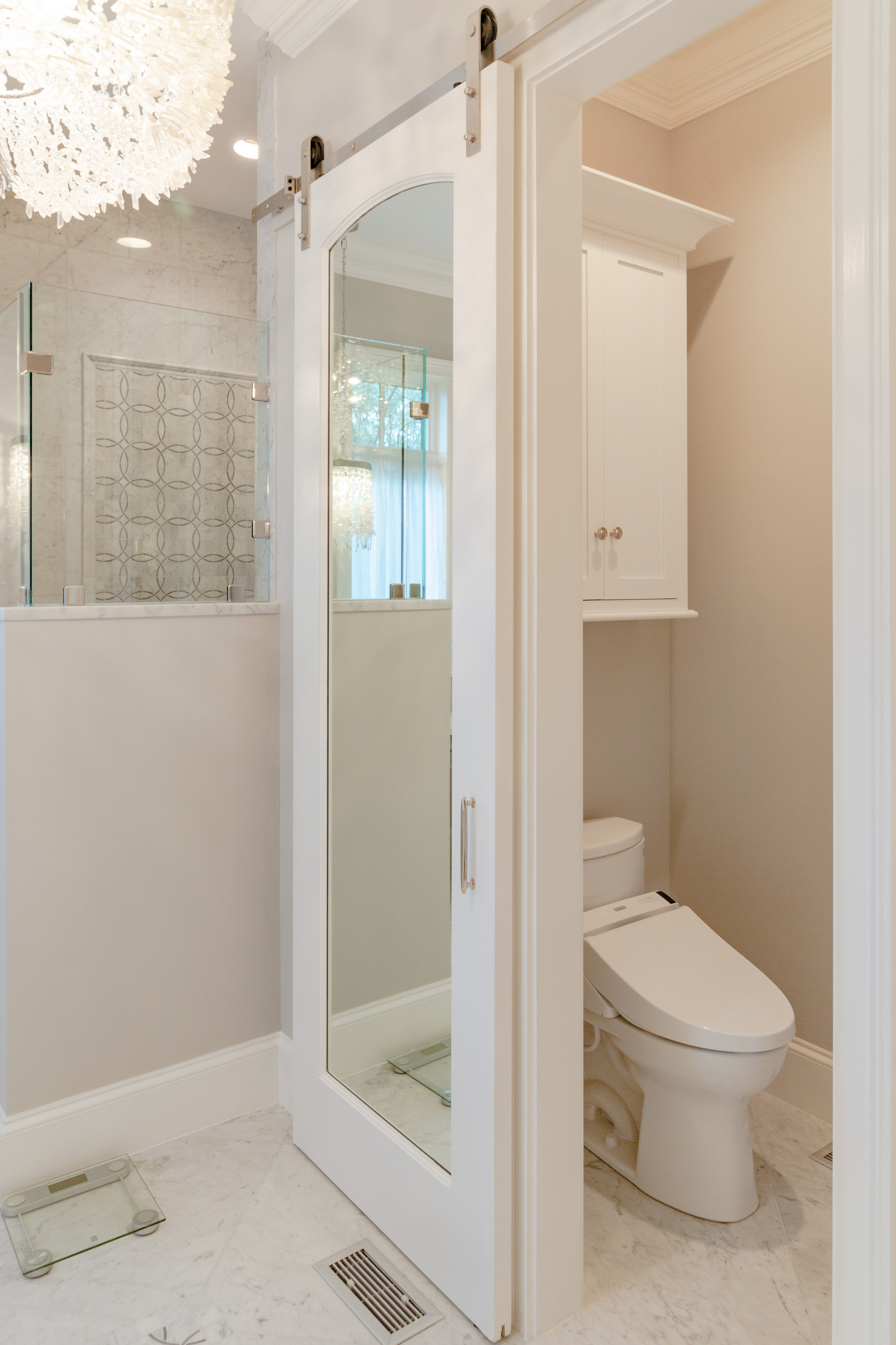Water Closet Concealed
