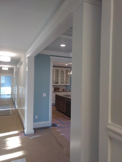 Updated Custom Home craftsman