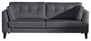 Mayfair Sofa, Gray
