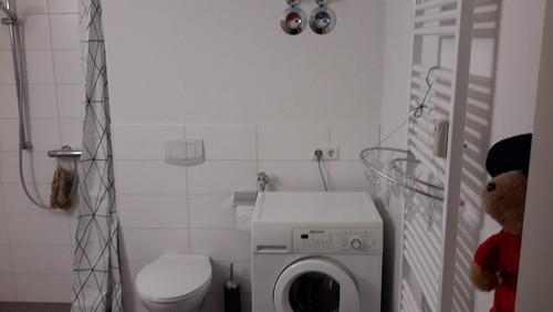 schrank f r die waschmaschine welche griffe. Black Bedroom Furniture Sets. Home Design Ideas
