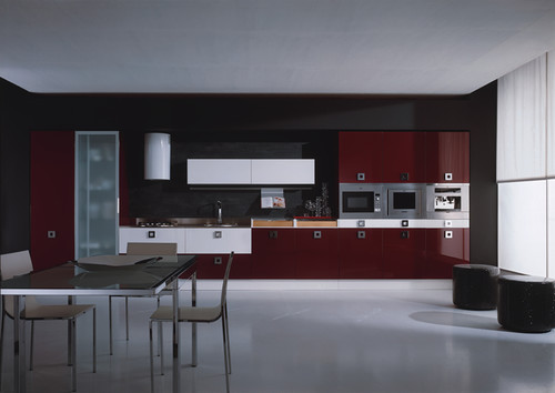 Dali - Modern kitchen collection from Cabinets by Design, San Francisco,kitchen modern kitchen