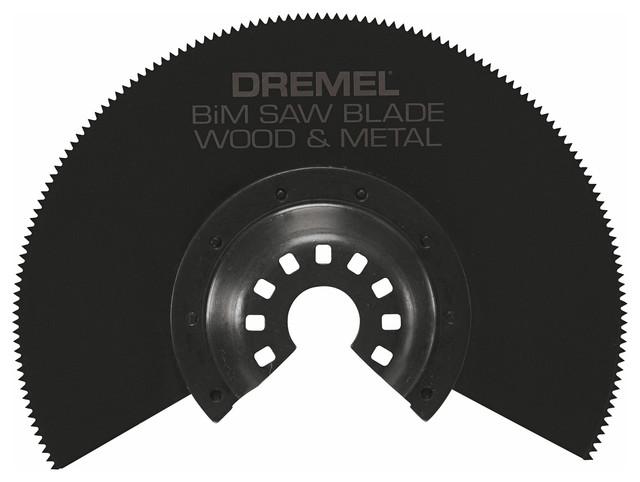 "Dremel Mm452 7/8"" Multi-Max Bi-Metal Saw Blade."