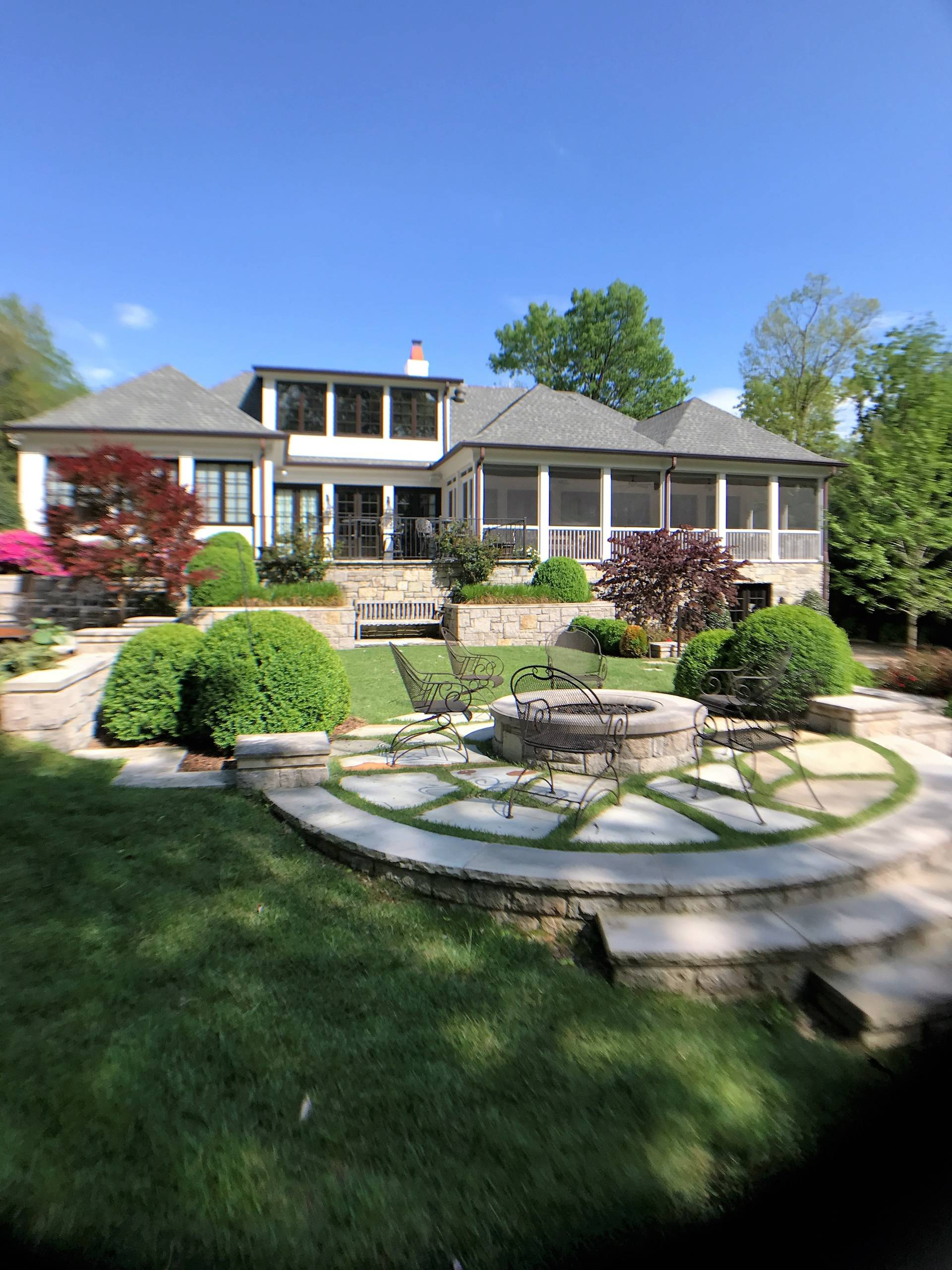 Zoysia Terrace  & Outdoor Living Spaces