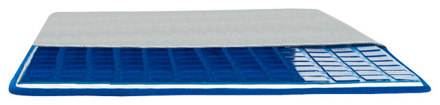 theracool, gel cell cooling pad - traditional - dog beds -
