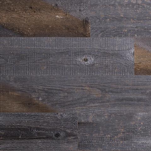 Reclaimed Wood Wallpaper, 20 Square Feet contemporary-wallpaper - Stikwood Reclaimed Weathered Wood Planks - Wallpaper Houzz