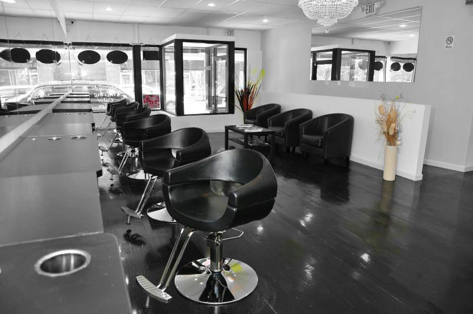 Hair and Nail Salons