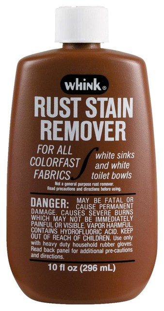 Whink Prod Rust Stain Remover 01281 Traditional
