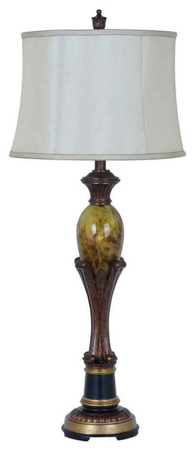 glendale table lamp traditional table lamps by shopladder. Black Bedroom Furniture Sets. Home Design Ideas