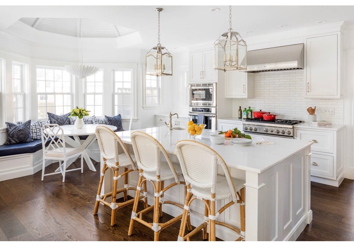 """10 Central St., Winchester, MA - """"New Kitchen and Interior Renovations"""""""