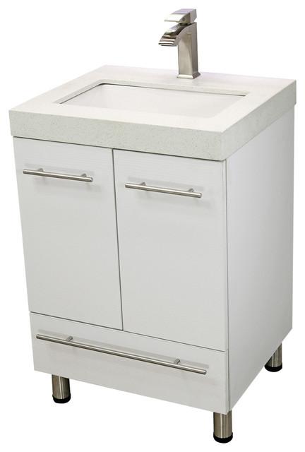 Windbay Windbay 24 Free Standing Bathroom Vanities Sink Bathroom Vani