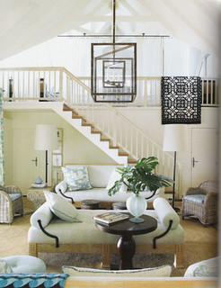 Open livingroom modern living room