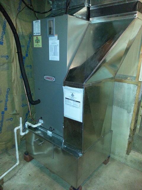 Newly installed HVAC equipment - Modern - Kansas City - by Town ...