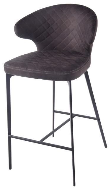 Remarkable Bradley Counter Stool Moonstone Black Lamtechconsult Wood Chair Design Ideas Lamtechconsultcom
