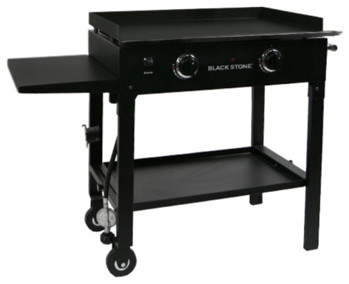 "Blackstone Griddle Cooking Station, 28"", 15,000 Btu."